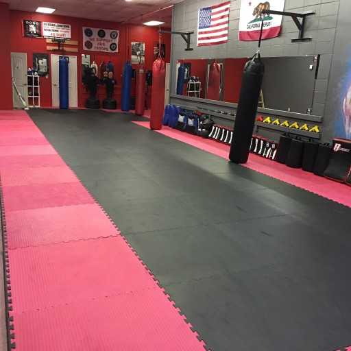 Krav Maga Instructor Thrives on 1.25 Inch Thick Greatmats