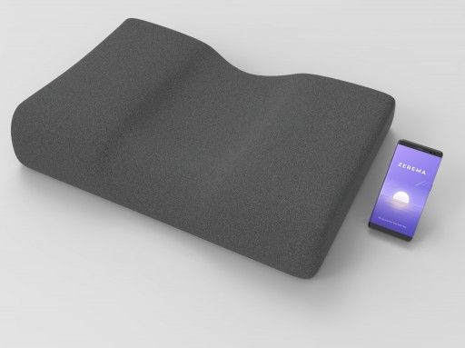 AI-Powered Smart Pillow That Auto-Adjusts to Each Individual User Coming Soon to Kickstarter
