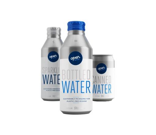 Green Sheep Water Rebrands to Open Water