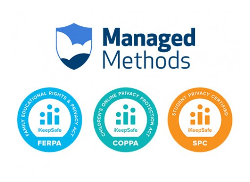 ManagedMethods Earns iKeepSafe FERPA and CSPC Certifications