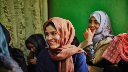 A Grateful Celebration of International Women's Day in Afghanistan