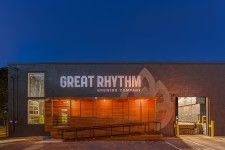 Great Rhythm Brewing Company Exterior