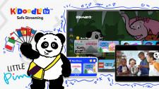 Kidoodle.TV® Welcomes Premier Language Learning Program, Little Pim