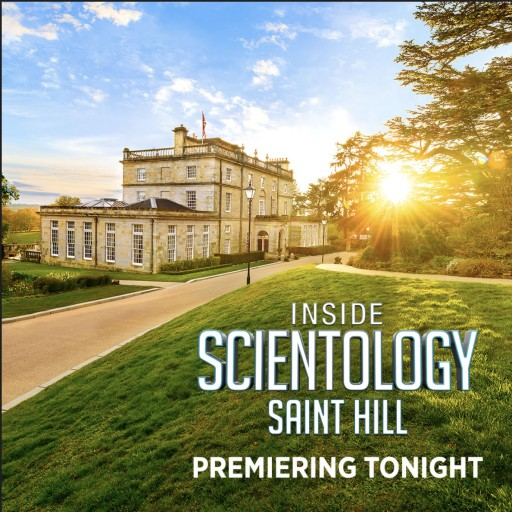 Walk in the Footsteps of L. Ron Hubbard With Inside Scientology: Saint Hill