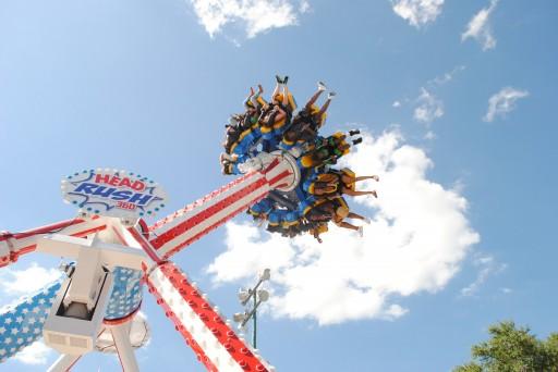 Fun Spot America Adds a New Ride to Its Orlando Location