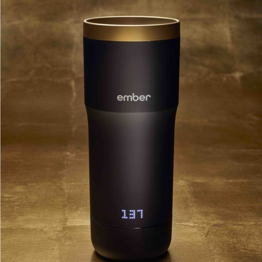 Ember Celebrates National Coffee Day With the Release of a Limited Edition 24k Gold Halo Lid