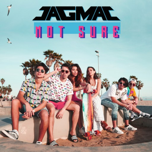 JAGMAC - Releases New Single 'Not Sure' and Joins 'Tonight Belongs to You' Tour, Supporting 'In Real Life'