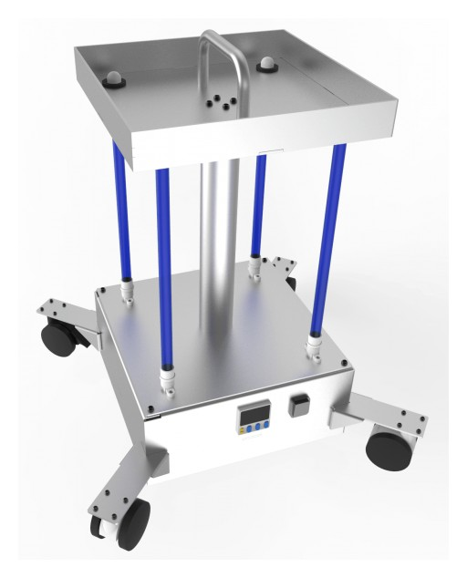 AVTECH Announces North American Launch of New Mobile UV System to Help Sanitize Facilities