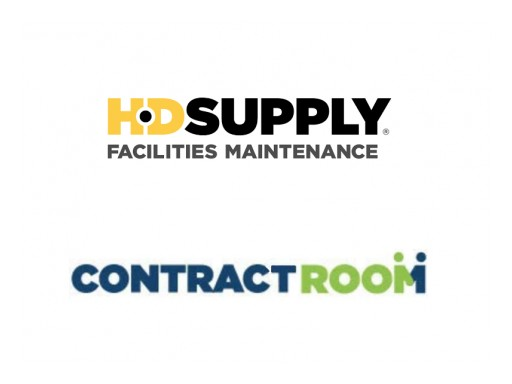 ContractRoom Selected by HD Supply Facilities Maintenance for Contract Lifecycle Management