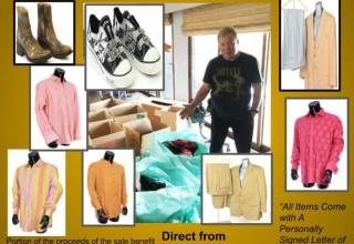 William Shatner Wardrobe Auction