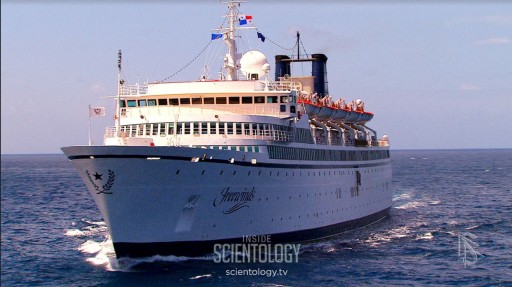 Inside Scientology Goes Aboard the Freewinds—the Church of Scientology Religious Retreat and Humanitarian Ship
