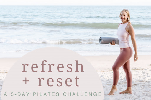 In an Effort to Combat Burnout, The Balanced Life Announces Refresh + Reset: a 5-Day Pilates Challenge