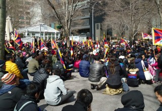 55th Tibetan National Uprising Day in New York