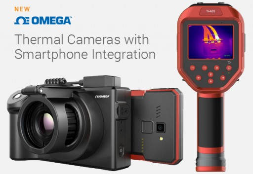 OMEGA Releases Its Digital Thermal Imaging Cameras With Smartphone Integration