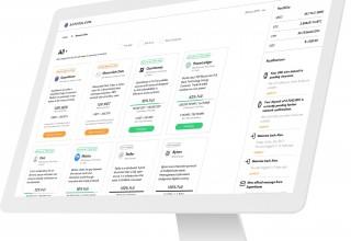 Superbloom Cryptocurrency Trading Platform