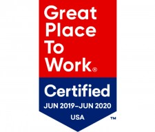 Great Place to Work Badge Jun 19-Jun 20