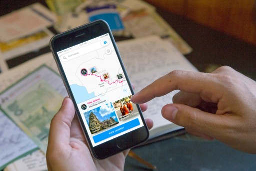 Innovative New Travel Startup, Journey Driven, Launches Offline GPS Tracker App for iOS
