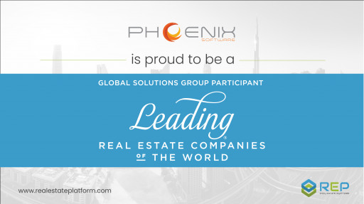 LeadingRE Selects Phoenix Software's Real Estate Platform (REP) to Participate in Global Solutions Group Program