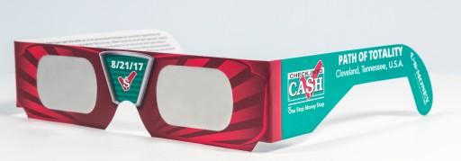 Check Into Cash Donates 43,000 Solar Eclipse Glasses to Students