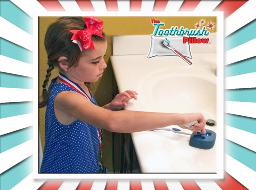 New Product Launch Provides a Sanitary Solution and Independence With the Daily Task of Brushing Teeth
