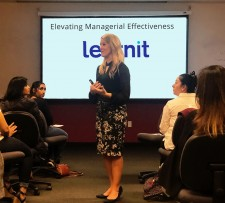 Instructor led in-person training at Learnit's headquarters in downtown San Francisco