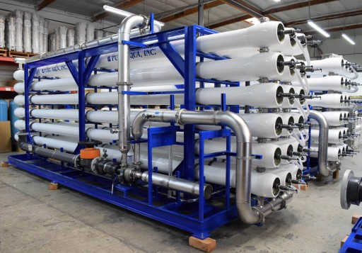 Pure Aqua Builds Industrial Desalination Systems for Saudi Arabia