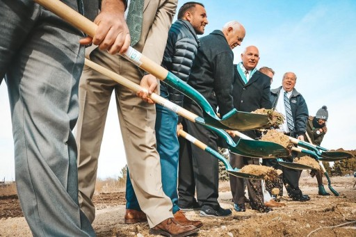 PEG Companies, Woodbury Corporation Break Ground on Long-Awaited Student Housing Development