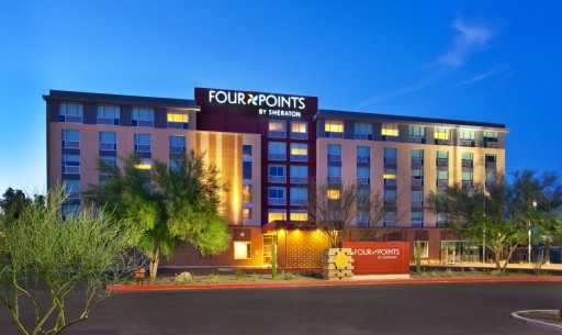 Four Points by Sheraton Mesa Receives Certified Autism Center™ Designation