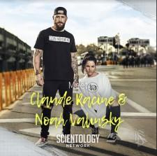 Meet Scientologists Claude Racine and Noah Valinsky