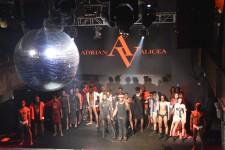 New York Designer, Adrian Alicea Haute Couture