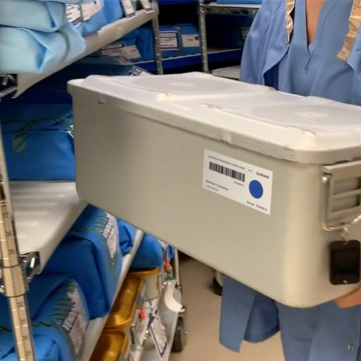 SimplyRFID Partners With Surgio Health to Automate Hospital Sterile Processing Department