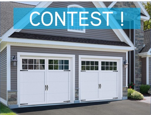 Garaga's 'Win a Smart Garaga Door' Contest is Underway