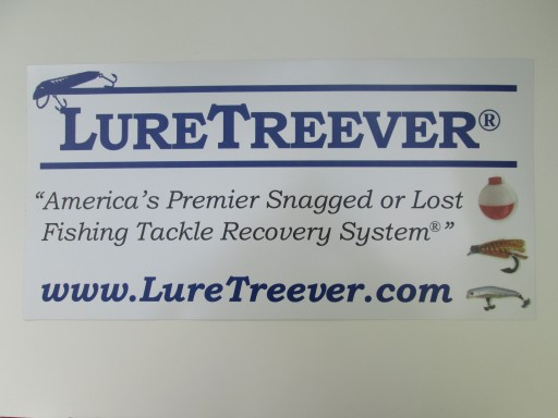 One of the Most Important Environmental Inventions of the Century for Freshwater Fishermen May Very Well Be the Patented Luretreever, 'America's Premier Snagged or Lost Fishing Tackle Recovery System'