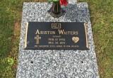 Gravesite of Ariston Waiters