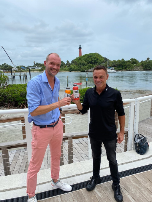SOS Hydration Partners With Original 'Shark' Kevin Harrington