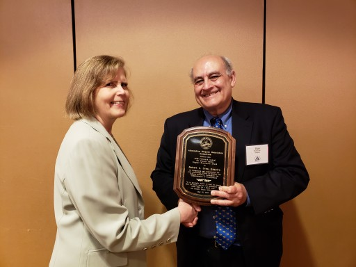 Robert A. Creo, Esquire Receives the Sir Francis Bacon Award!