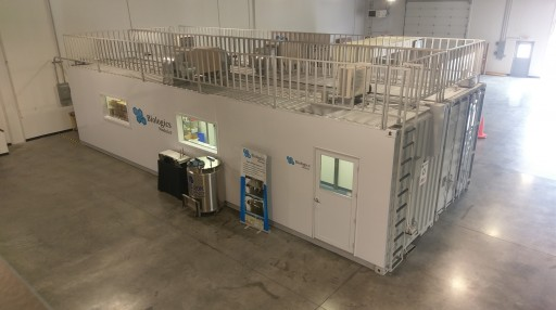 Biologics Modular Announces Issuance of US Patent for Modular Cleanroom Facility