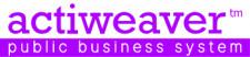 actiweaver tm public business system