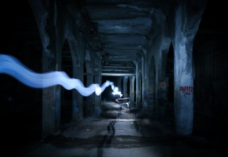 Breathing New Life Into Street Art Hidden in Abandoned Spaces
