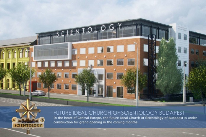 Ideal Church of Scientology of Budapest