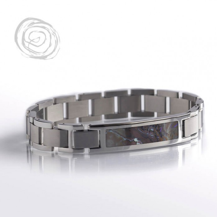 Boulder Opal Interchangeable Bracelet