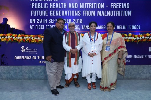 Sukarya's Conference Report: 40 Percent of World's Stunted Children Live in India