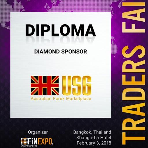 Traders Fair 2018 - Thailand - USGFX