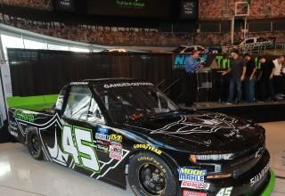 TruNorth Paul Jr. Designs NASCAR Truck