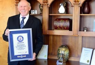 Real Estate Agent Ben Caballero Named Guinness World Record Holder