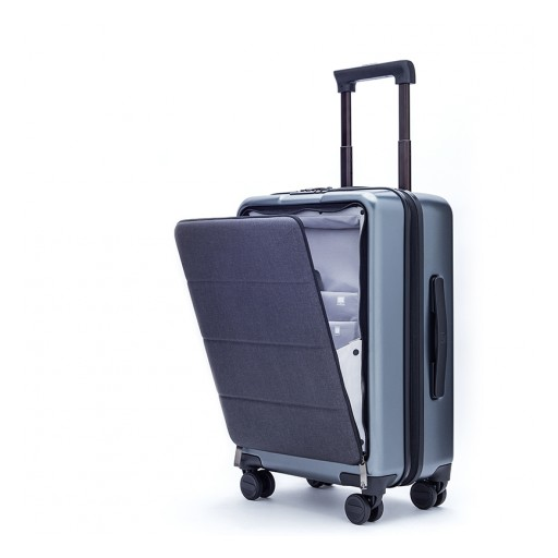 "Xiaomi Ecosystem Company 90FUN Released a New 20"" Carry-on Spinner for Modern Travelers"