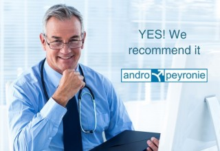 Andropeyronie is urologist recommended