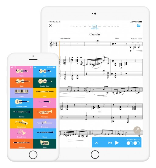 Metronaut, the AI Powered Classical Music Practice App, Has Been Named Among the Top 10 French Apps by Apple