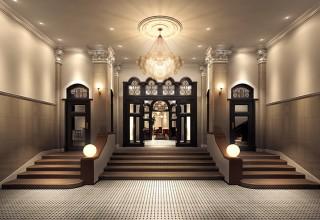 UNWIND HOTEL & BAR - Entrance