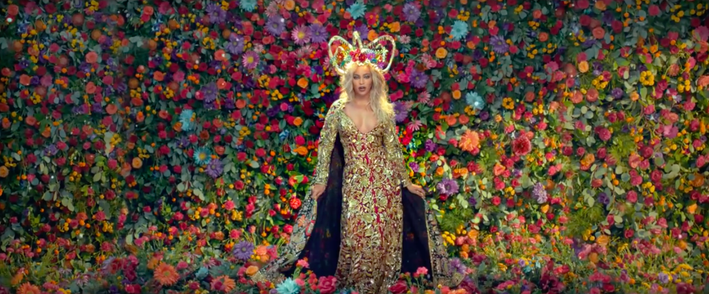 Adam Afara Designs Floral Set for Coldplay and Beyoncé\'s New \'Hymn ...